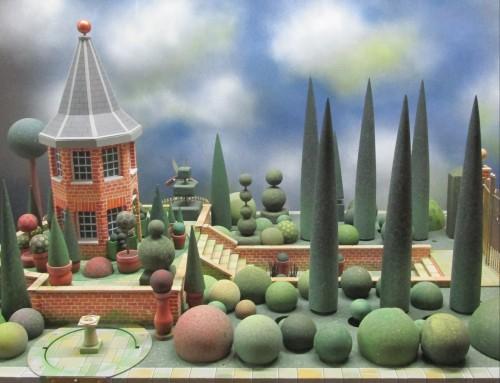 The Eccentric Garden