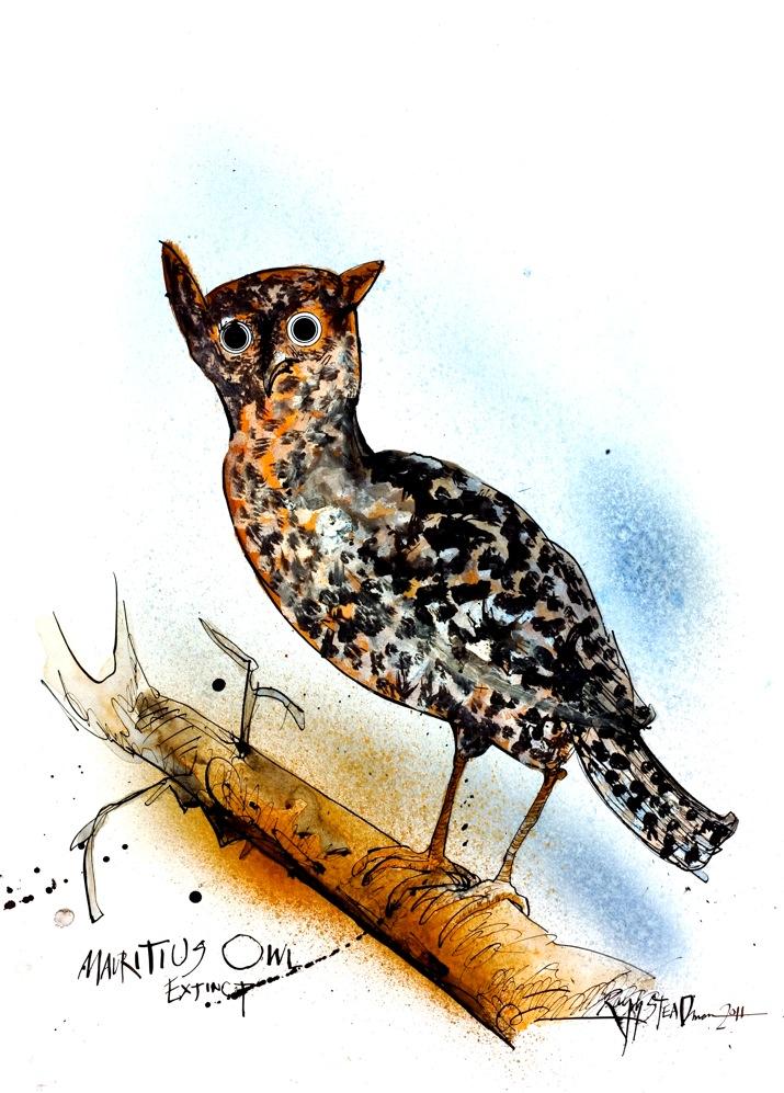 Mauritius OWL- nearly!! – Keit...